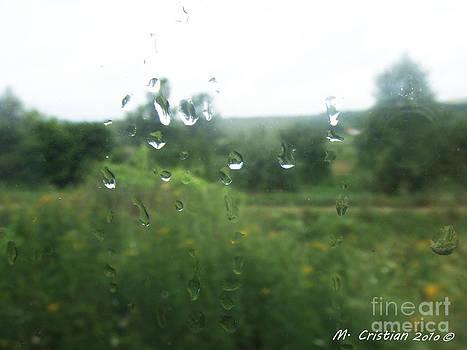 Rain at my window by Mada Lina
