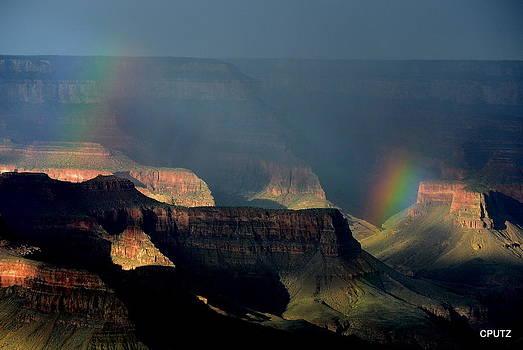 Rain brings Rainbows by Carrie Putz