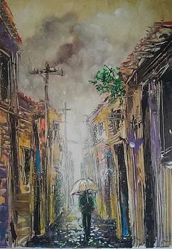 Rain by Carlos Reyes
