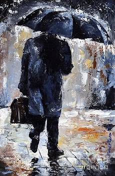 Rain day #19 by Emerico Imre Toth