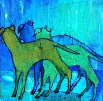 Rain Dogs by Elizabeth  Bogard