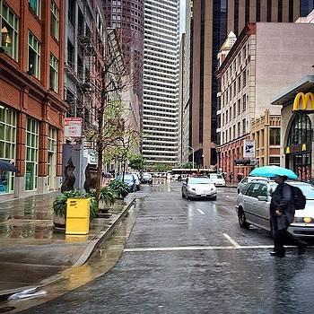 Rain For Days, Rain For Streets by Karen Winokan
