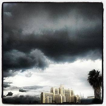 Rain In L.a by Kat Wisecup