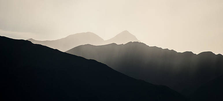 Rain in the Mountains 1 by Shanna Lewis