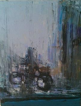 Rain by Irine Shotadze