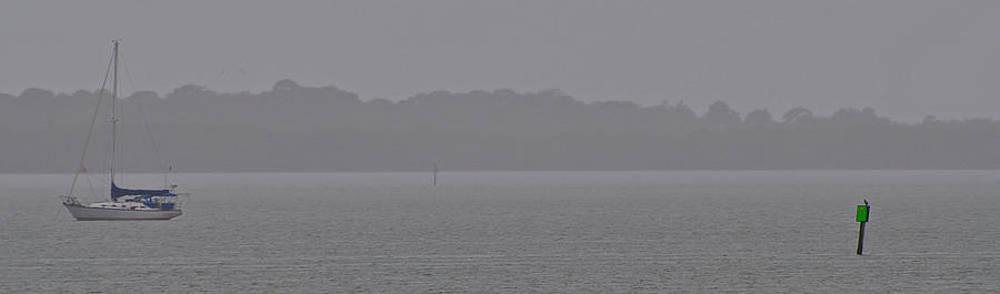 Rain No Sail by Peter  McIntosh