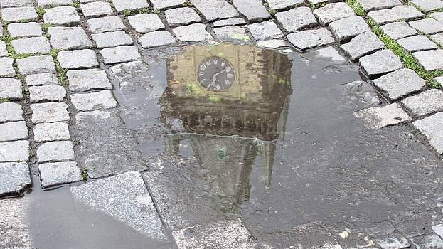 Rain Reflections by Rosie Brown