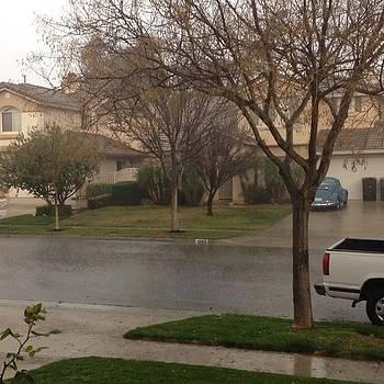 #rain #southerncalifornia #storm #socal by Mark Jackson