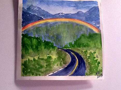 Rainbow Ahead by Kay Chappell