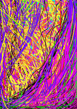 Rainbow Divine Fire Light by Daina White
