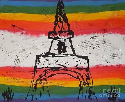 Rainbow Dreams by Caroline Reyes