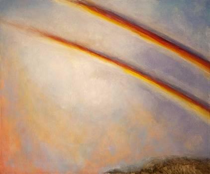 Rainbow for Grace by Joe Leahy