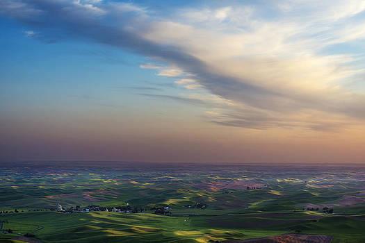 Rainbow Haze by Ryan Manuel