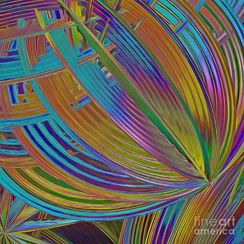 Deborah Benoit - Rainbow Hues Abstract