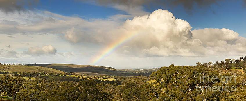 Tim Hester - Rainbow Landscape