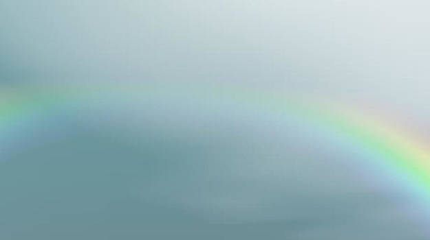 Rainbow by Mark L Watson