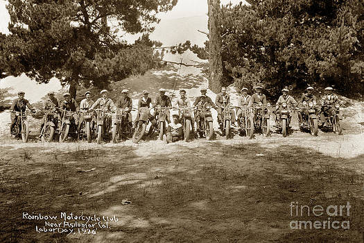 California Views Mr Pat Hathaway Archives - Rainbow motorcycle club Pacific Grove Labor Day 1926