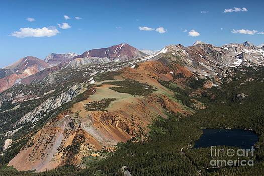 Adam Jewell - Rainbow Mountains