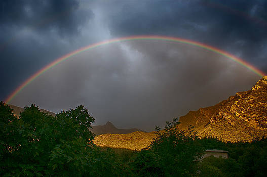 Rainbow by Nanda Baba das
