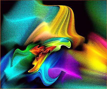 Lea Wiggins - Rainbow Splashes