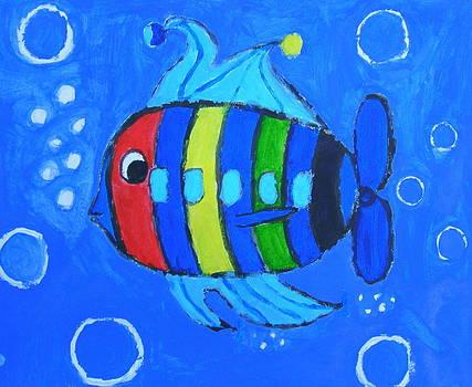 Adrian Ballestas - Rainbow Submarine Fish