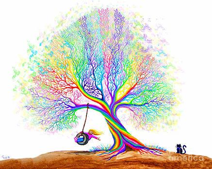 Nick Gustafson - Rainbow Tree Fun