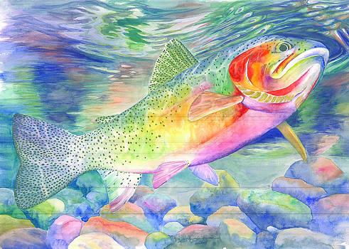 Rainbow Trout by Sara Alexander Munoz