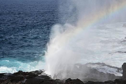 Rainbow Waves by Jennifer Zirpoli