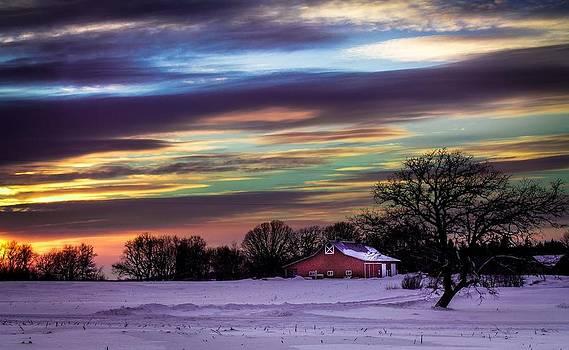 Melinda Martin - Rainbow Winter
