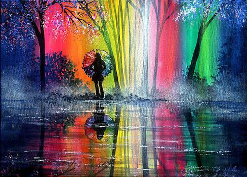 Rainbow Wish by Ann Marie Bone