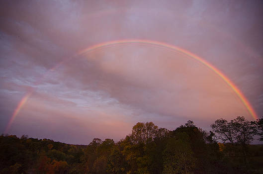Rainbows in the Morning by Shirley Tinkham