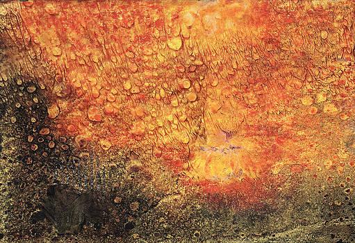 Raining Fire by Gillian Pearce