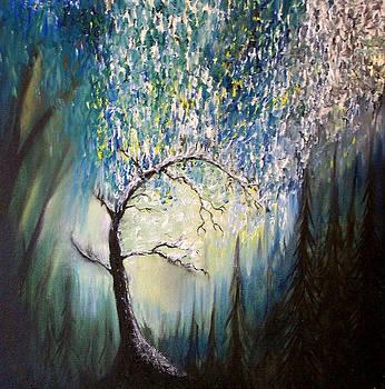 Raining Light by Joel A Conner
