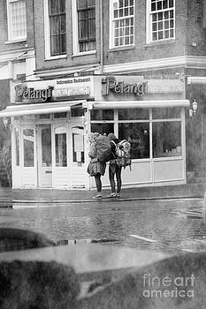 Sophie Vigneault - Rainy Amsterdam