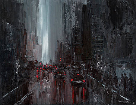 Rainy City. Part II by Salavat Fidai