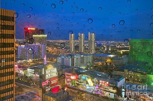 David Zanzinger - Rainy day in Vegas