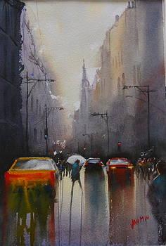 Rainy Day.... by Jan Min