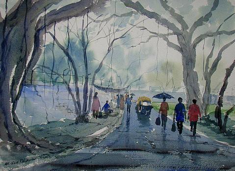 Rainy Day by Jiaur Rahman