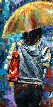 Rainy Day People #3 by Debra Hurd