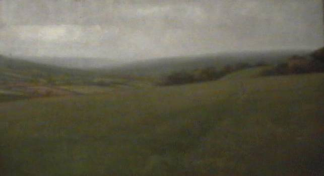 Rainy Day by Ross Van Gogh