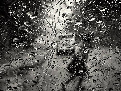 Rainy day woman by Jonathan Wilkins