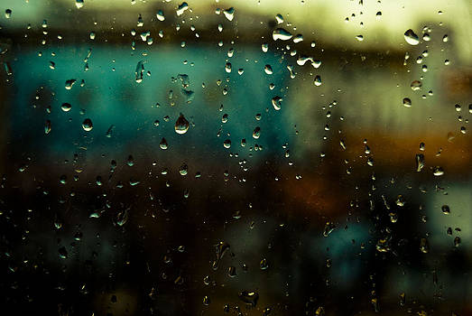 Rainy Landscape 02 by Grebo Gray