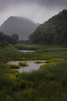 Rainy Mountain Chiang Rai by Duane Bigsby