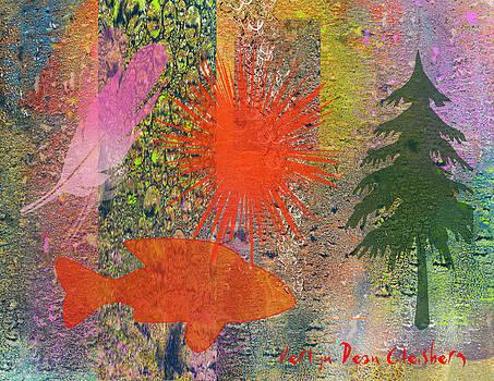 Rainy Palette by Dean Gleisberg