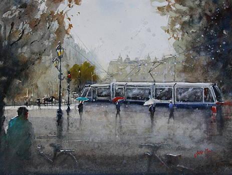 Rainy Weather by Jan Min