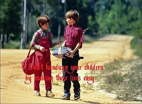 Gary Wonning - Raise your children