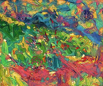 Raised Bed Garden by Stanley Funk