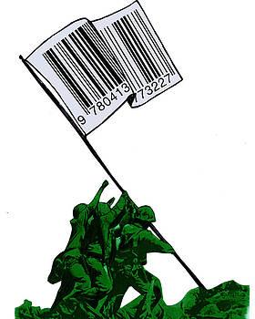 Raising The Flag Of Commerce by Jonathon Prestidge