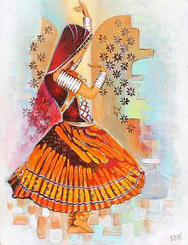 Rajasthani Dance by Sanjeev Nandan