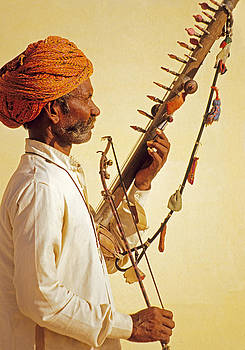 Dennis Cox - Rajasthani musician